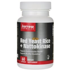 Jarrow Formulas, Inc.Red Yeast Rice + Nattokinase