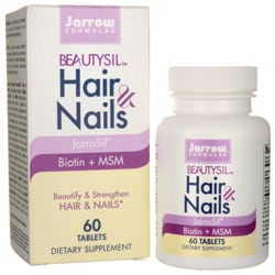 Jarrow Formulas, Inc.Beautysil Hair & Nails