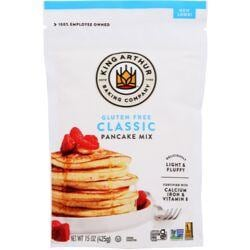 King Arthur FlourGluten Free Pancake Mix