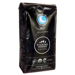 Kicking Horse CoffeeDecaf - Dark Roast, Whole Bean