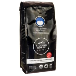 Kicking Horse CoffeeThree Sisters - Medium Roast, Ground