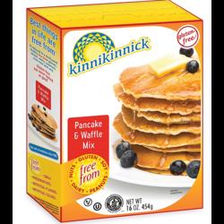 Kinnikinnick Foods Pancake & Waffle Mix