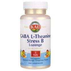 KalGABA L-Theanine Stress B - Mango Tangerine