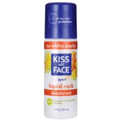 Kiss My FaceKiss My Face Liquid Rock Roll On Deodorant - Sport