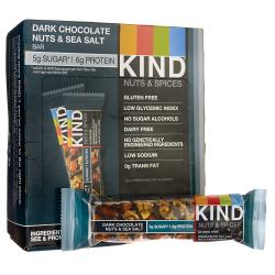KindNuts & Spices - Dark Chocolate Nuts & Sea Salt