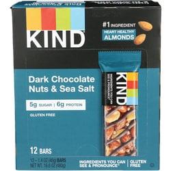 KindNuts & Spices - Dark Chocolate Nuts & Sea Salt