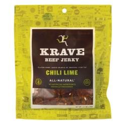 KraveAll-Natural Beef Jerky - Chili Lime