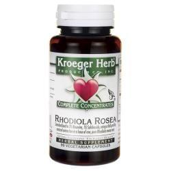 Kroeger HerbRhodiola Rosea