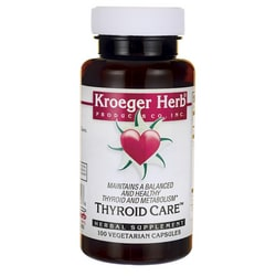 Kroeger Herb Thyroid Care