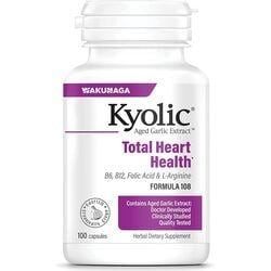 KyolicTotal Heart Health Formula 108