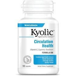 Kyolic# 106 Circulation Formula