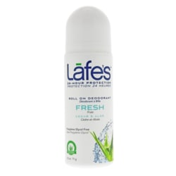Lafe'sAll Natural Roll On Deodorant - Fresh