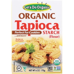 Let's Do OrganicOrganic Tapioca Starch