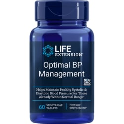 Life ExtensionNatural BP Management