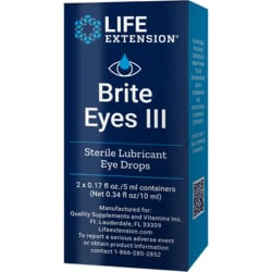 Life Extension Brite Eyes III