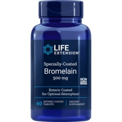 Life Extension Specially-Coated Bromelain