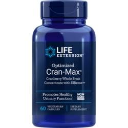 Life Extension Optimized Cran-Max with UTIRose