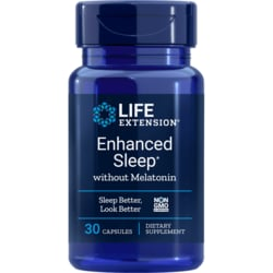 Life ExtensionEnhanced Natural Sleep without Melatonin