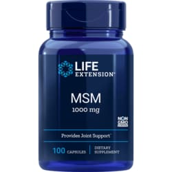 Life ExtensionMSM
