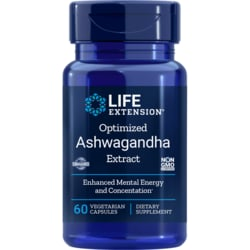 Life ExtensionOptimized Ashwagandha Extract