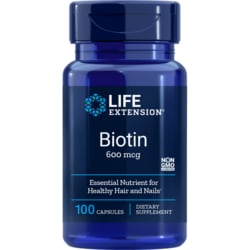 Life ExtensionBiotin