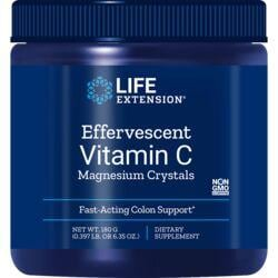 Life ExtensionEffervescent Vitamin C - Magnesium Crystals