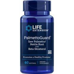 Life ExtensionPalmettoGuard Saw Palmetto/Nettle Root with Beta-Sitosterol