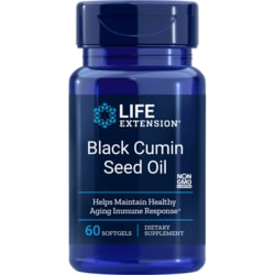 Life ExtensionBlack Cumin Seed Oil
