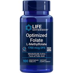 Life ExtensionOptimized Folate L-Methylfolate