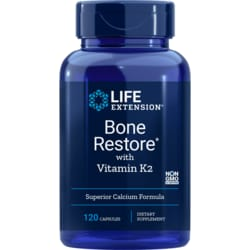 Life ExtensionBone Restore with Vitamin K2