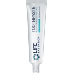 Life ExtensionToothpaste - Natural Mint Flavor