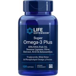 Life ExtensionSuper Omega-3 Plus