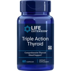 Life ExtensionTriple Action Thyroid