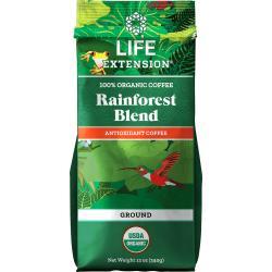 Life ExtensionRainforst Blend  Coffee - Ground