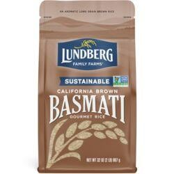 Lundberg Family FarmsCalifornia Brown Basmati Rice