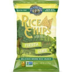 Lundberg Family FarmsRice Chips Fiesta Lime