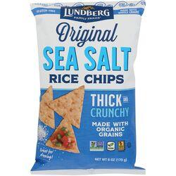 Lundberg Family FarmsRice Chips Sea Salt