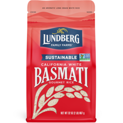 Lundberg Family FarmsCalifornia White Basmati Rice