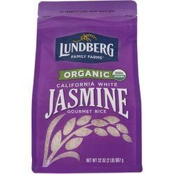Lundberg Family FarmsOrganic California White Jasmine Rice