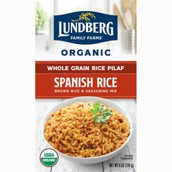 Lundberg Family FarmsWhole Grain Spanish Rice