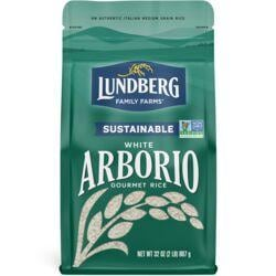 Lundberg Family FarmsWhite Arborio Rice