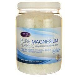 Life-FloPure Magnesium Flakes