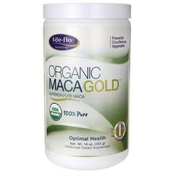 Life-FloOrganic Maca Gold