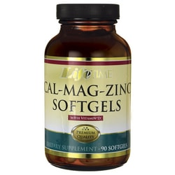 Lifetime VitaminsCal-Mag-Zinc Softgels with Vitamin D