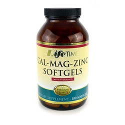 Lifetime VitaminsCal-Mag-Zinc with Vitamin D