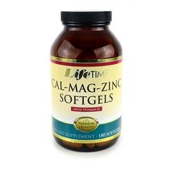 Lifetime VitaminsCal-Mag-Zinc with Vitamin D