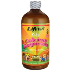 Lifetime VitaminsKids' Liquid Cal-Mag Citrate Bubble Gum