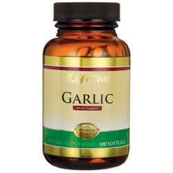 Lifetime Vitamins Garlic with Parsley