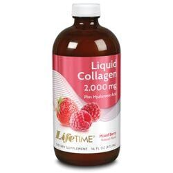 Lifetime VitaminsLiquid Collagen with Hyaluronic Acid & Vitamin D3