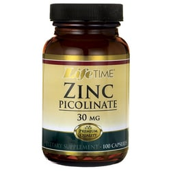 Lifetime VitaminsZinc Picolinate
